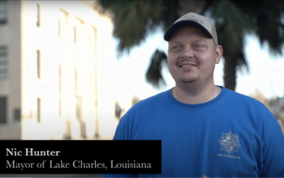 How Lake Charles Is Bouncing Back | Aerial Recovery Group